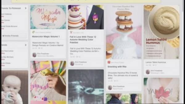 Pinterest introduces 'buy' button