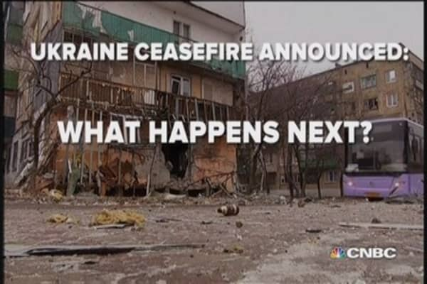 Ukraine cease-fire: What happens next?