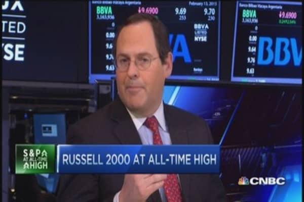 Stable oil puts a bid under equities: Cashin