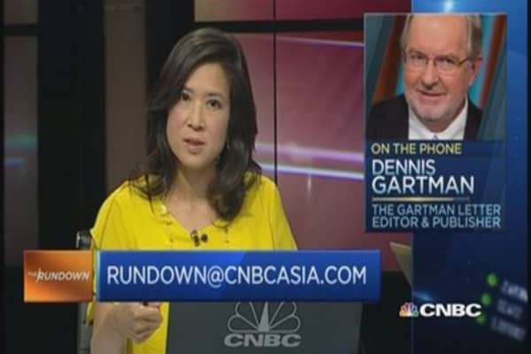 Gartman: 'It's still a bull market'