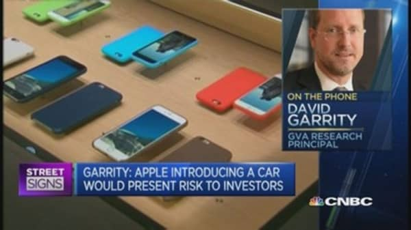 Is Apple right to venture into automobiles?