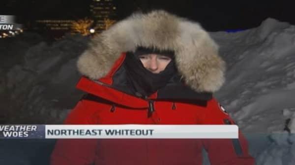 Prepare for record-breaking snowfall