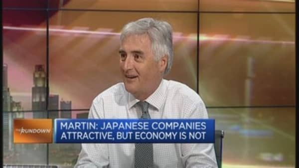 Japan isn't out of the woods yet: Expert