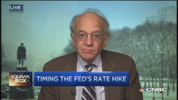 Siegel: Need better growth before rate hike