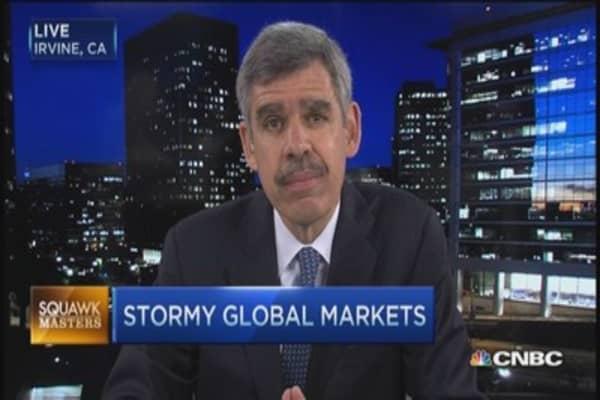El-Erian's global risk meter