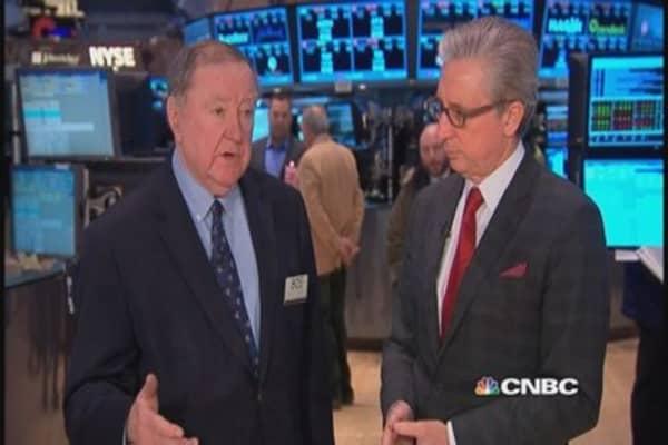 Cashin says: Traders tracking euro carefully