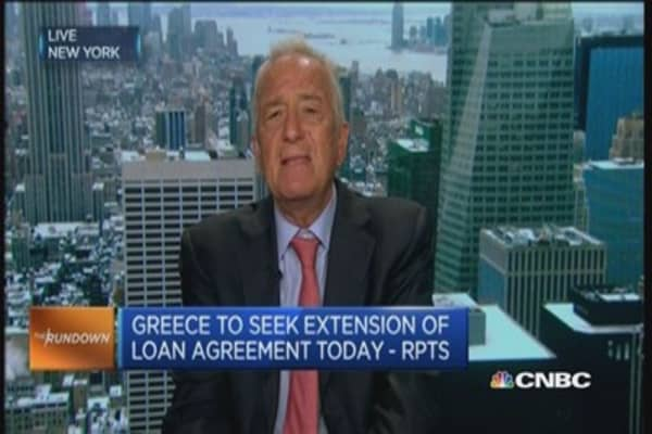 Markets expecting a Greek deal: Expert
