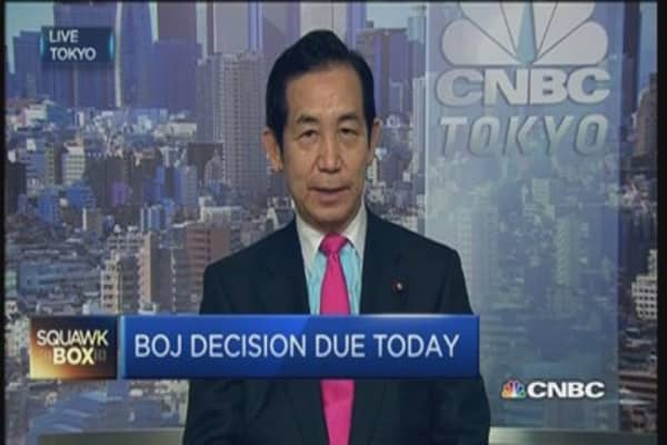 BOJ will achieve 2% inflation: LDP lawmaker