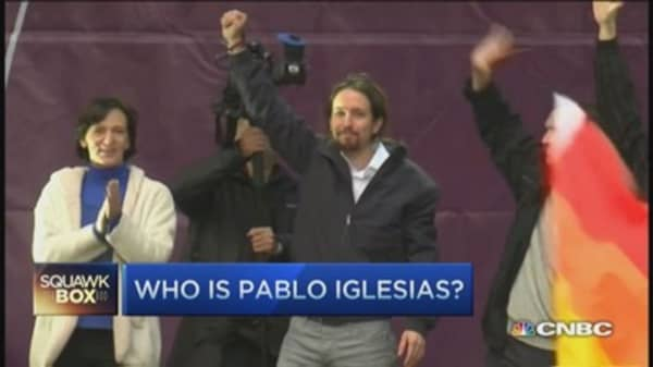 Who is Pablo Iglesias?