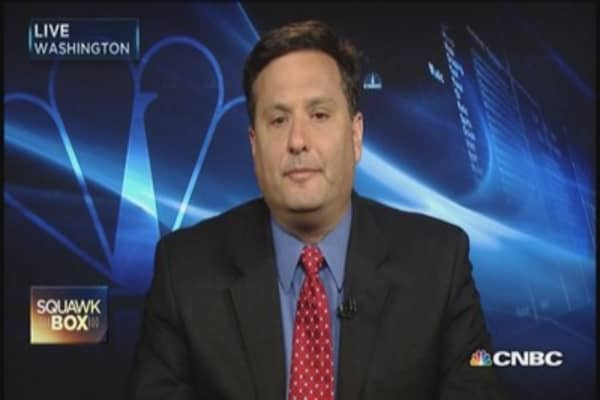 Fmr. Ebola czar: $2 billion spent, US more prepared