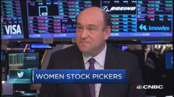 Women really superior investors?