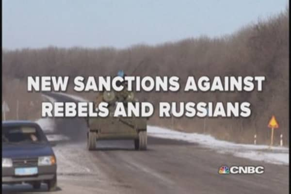 New Russia sanctions: more message than meat?