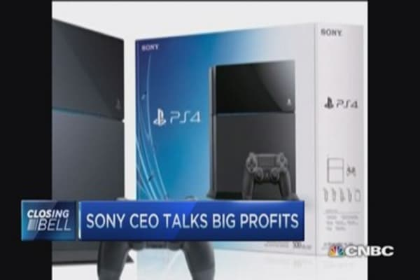 Will see a new Sony: Pro