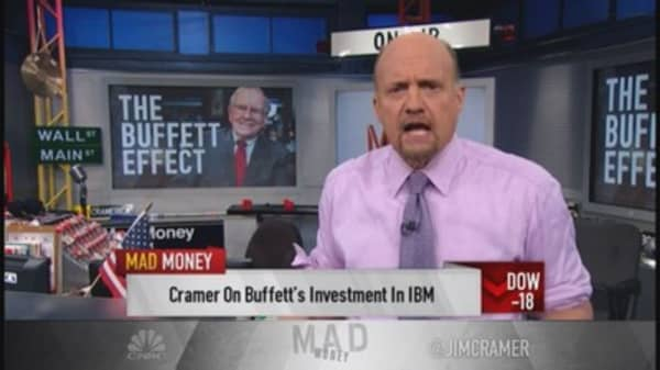 Cramer: Don't be a lemming!