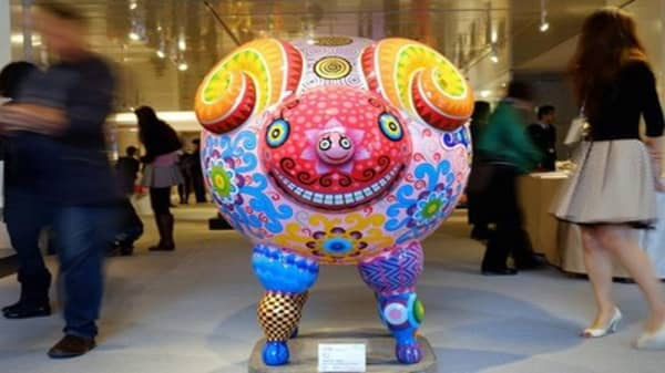 Who's not celebrating Year of the Sheep?