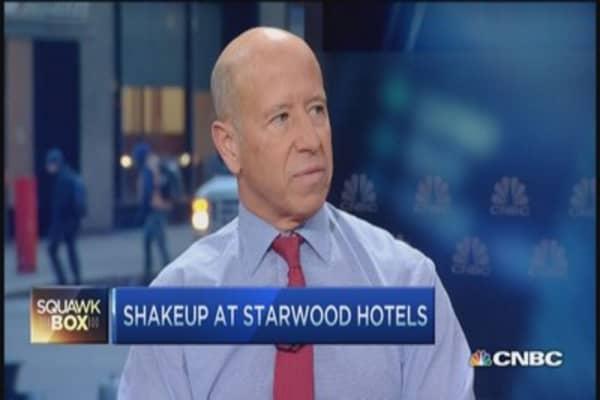 Sternlicht: Starwood moving slowly