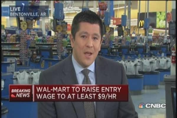 Wal-Mart's big reset: Cramer
