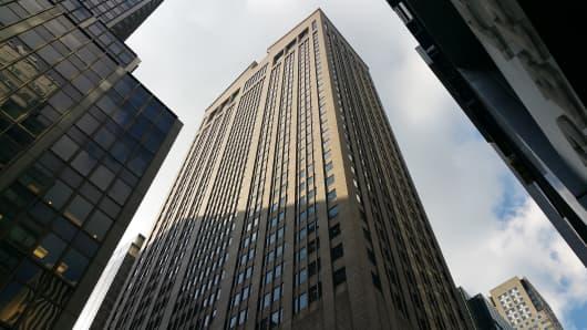 550 Madison Avenue, New York