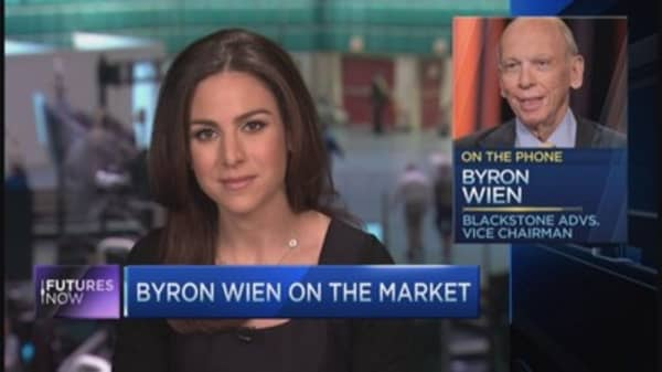 Byron Wien: I no longer expect a Q1 rate hike