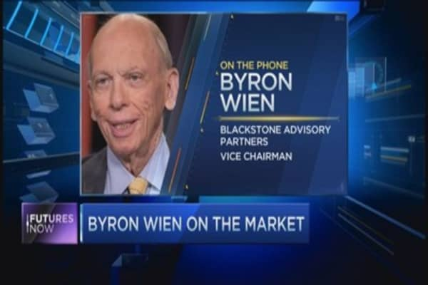 Byron Wien: Stocks are set to rally 10%