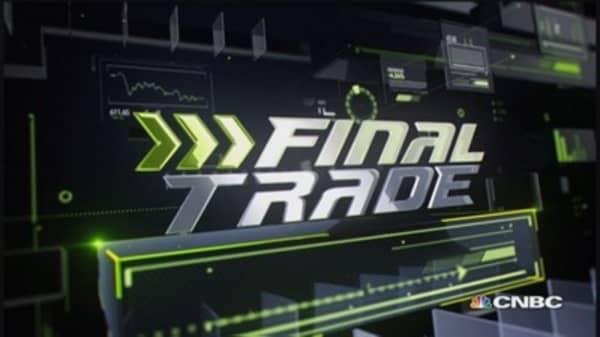 Fast Money Final Trade: EWJ, MSFT, RTN & FB