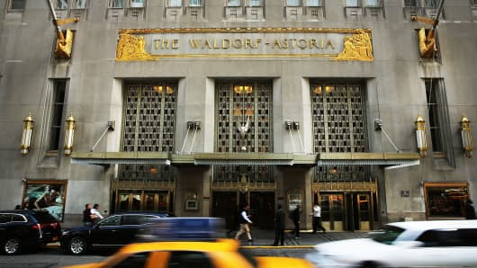 Chinese investment in the U.S. economy is soaring, with such high-profile deals as China's Anbang Insurance purchase of the Waldorf-Astoria hotel in New York City for $1.95 billion.