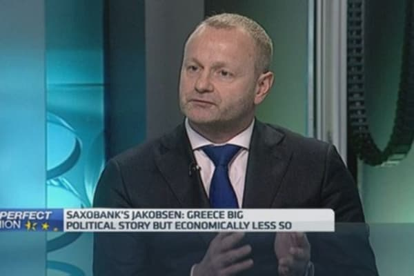 The world is not ready for Grexit: Pro