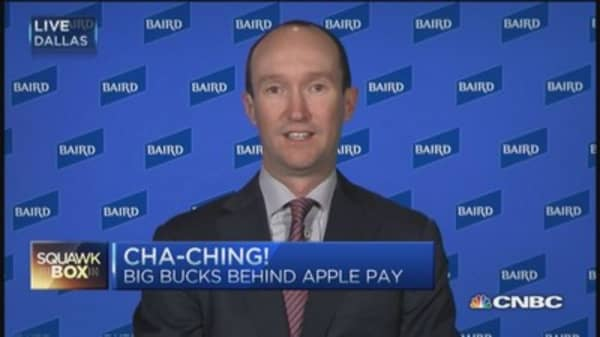 Apple Pay success solidifies Apple ecosystem: Analyst