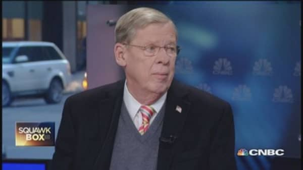 Sen. Isakson: It is time to destroy ISIS