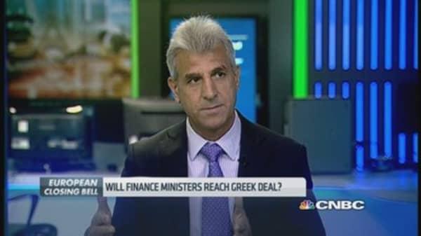 No Greek solution = Bad market reaction?