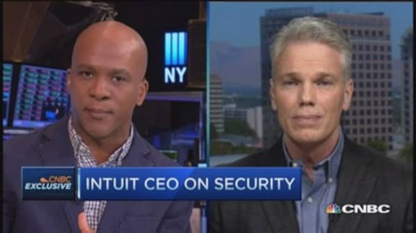 Smaller than expected loss for TurboTax maker Intuit