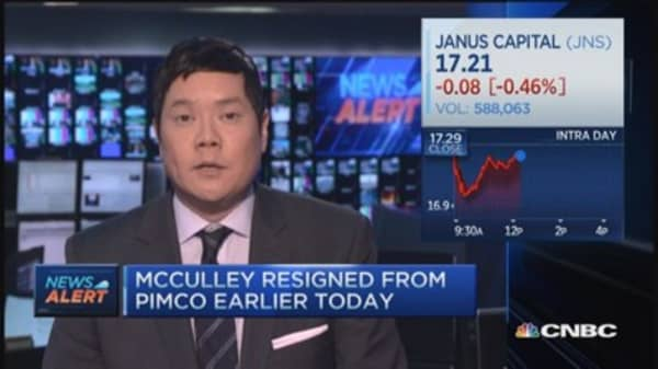 McCulley not headed to Janus