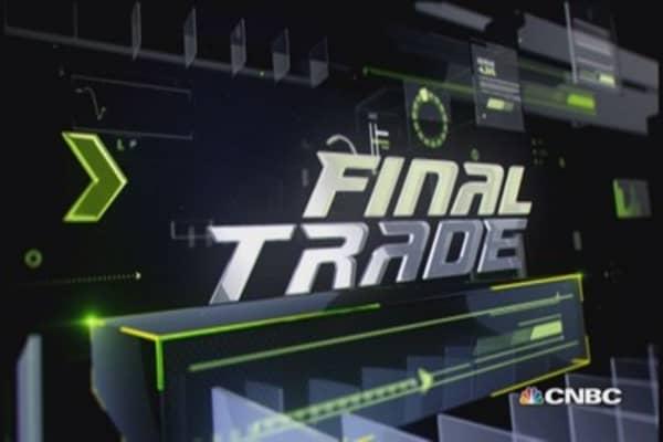 FMHR Final Trade: SLXP, DE, RKUS & AMAT