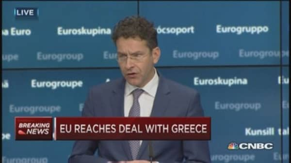 EU Greece deal details
