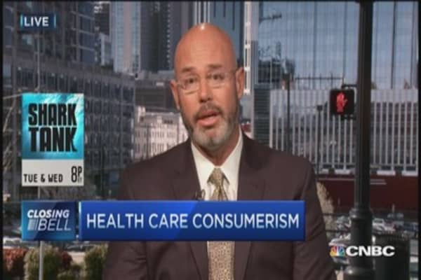 Pushing the cost of health care to consumers