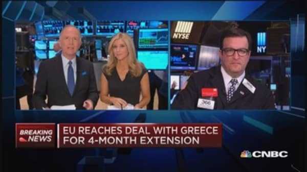 Closing Bell Exchange: EU reaches deal with Greece