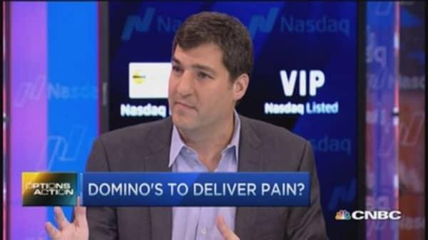 Fast food stocks spoil