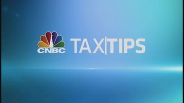 Tax tips for your 2014 return