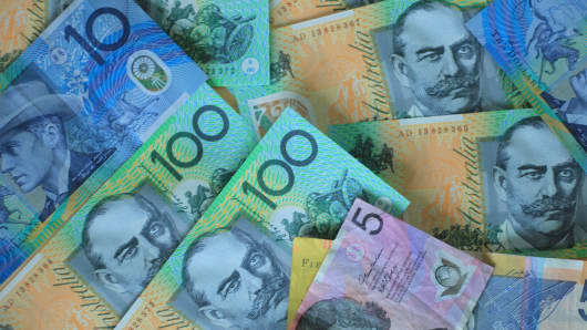 Anz Forecasts Aussie Dollar Will Fall Just Not Yet Hitting 66 Cents In 2018