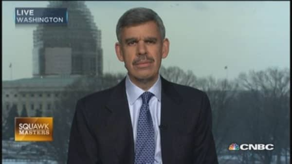 El-Erian: Greece 'miles' from structural reform