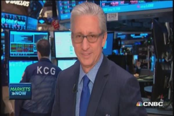 Pisani's market open: Energy stocks weak