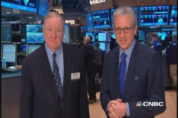 Cashin says: Reasons for lackluster markets