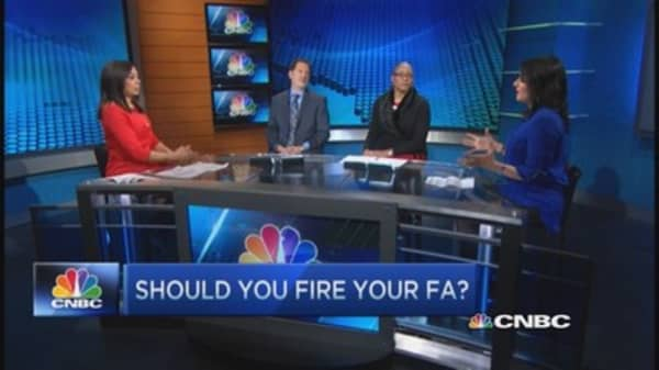 Should you fire your FA?