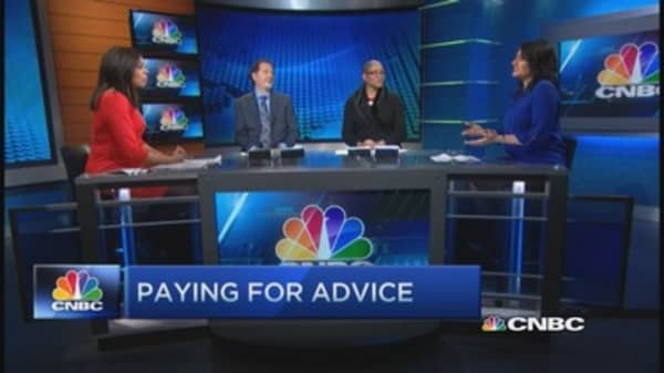 Do you know what you're paying your advisor?