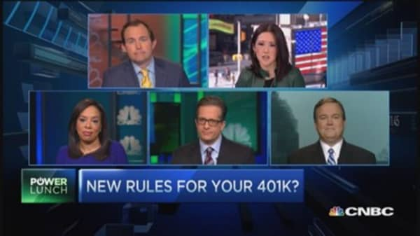 New rules for your 401(k)