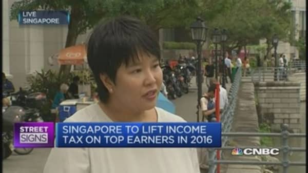 Key initiatives in Singapore budget 2015