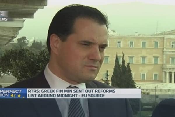 Syriza 'telling lies' to Greek people: Opposition MP