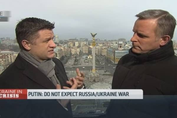 We need US weapons: Ukraine