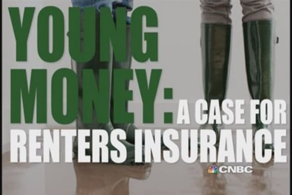 Young money: A case for renters insurance