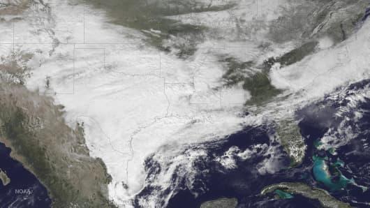 Winter Weather U.S.
